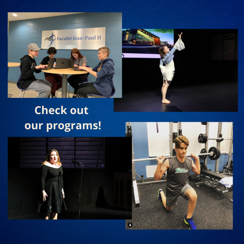 Check out our Programs!! Featured Photo