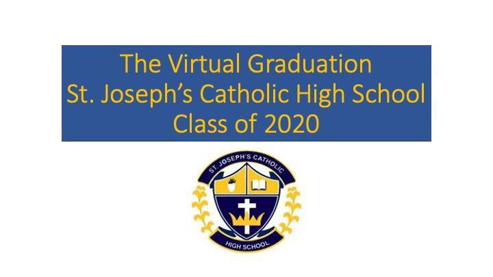 2020 Virtual Graduation