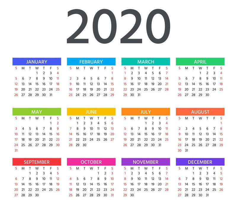 2020-2021 School Year Calendar - Updated Featured Photo