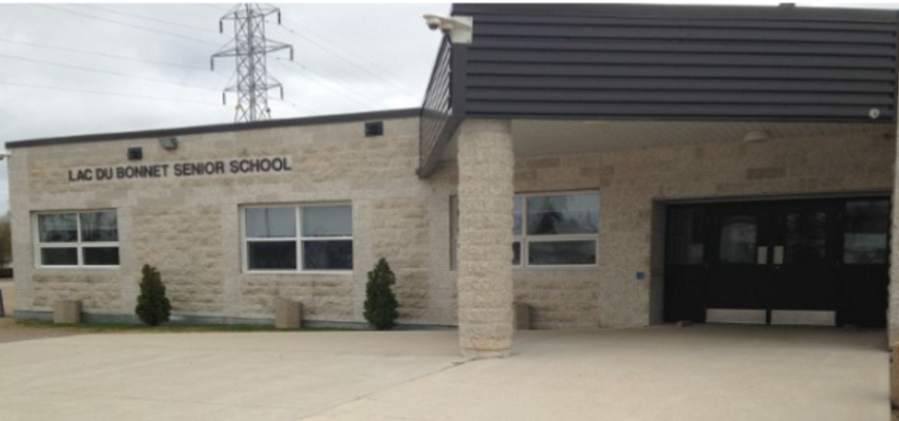 Photo of Lac du Bonnet Senior School