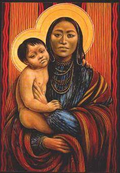 Native Mary