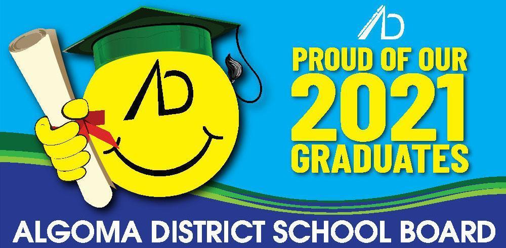 proud of our 2021 graduates