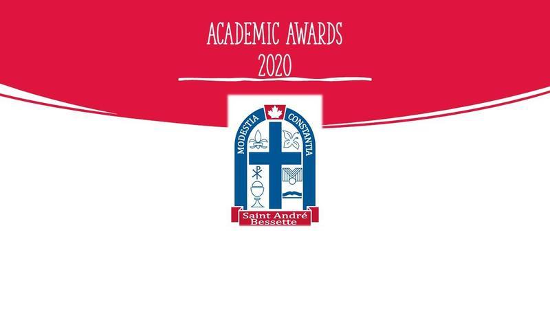 Academic Awards 2020