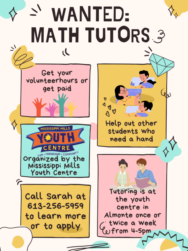 Wanted Math Tutors Featured Photo