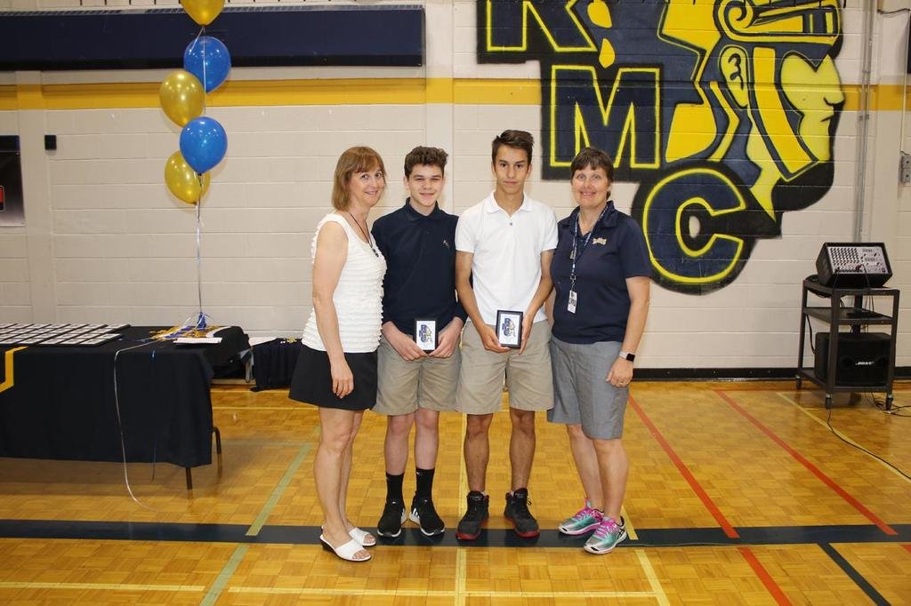 Athletic Awards Banquet