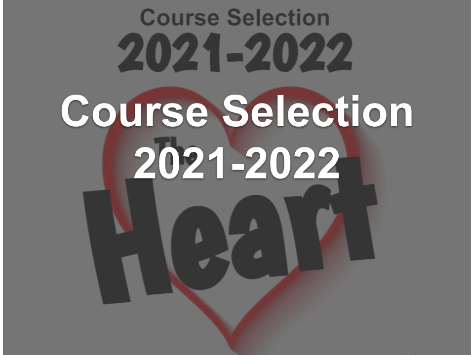 Course Selection 2021-2022
