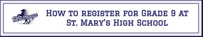Registering at SMHS