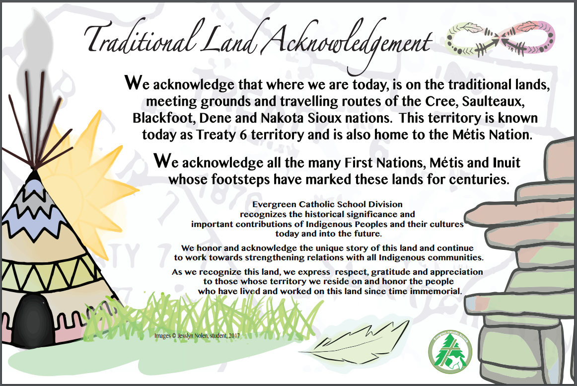 land acknowledgement