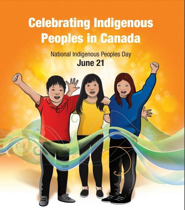 National Indigenous Peoples Day graphic