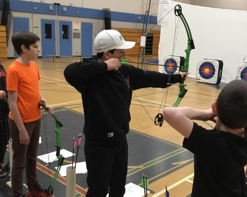 New sport introduced in district schools earns a bullseye in student approval Featured Photo
