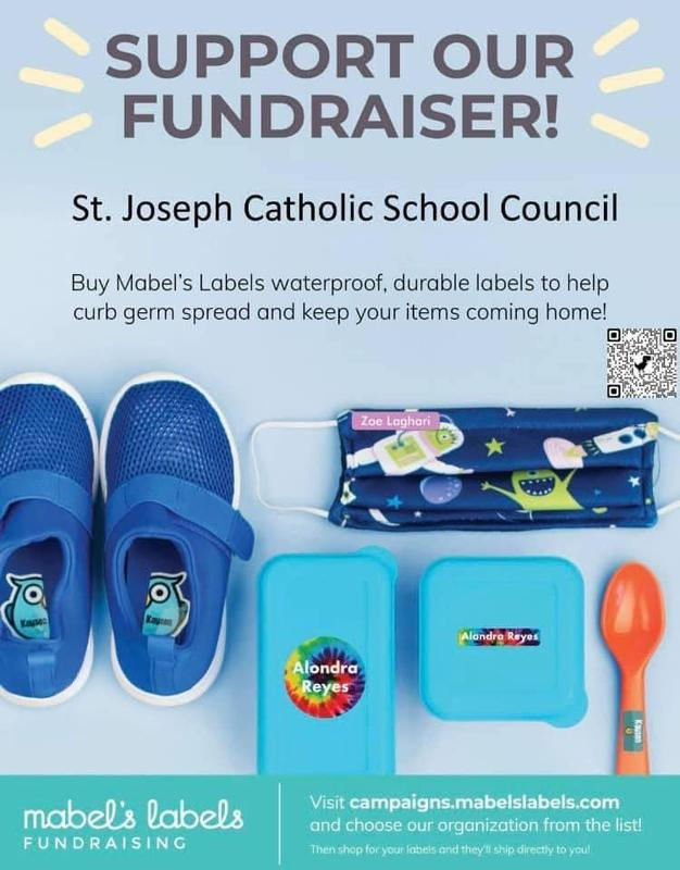 St. Joseph Catholic School Council Mabel's Labels Fundraising Featured Photo