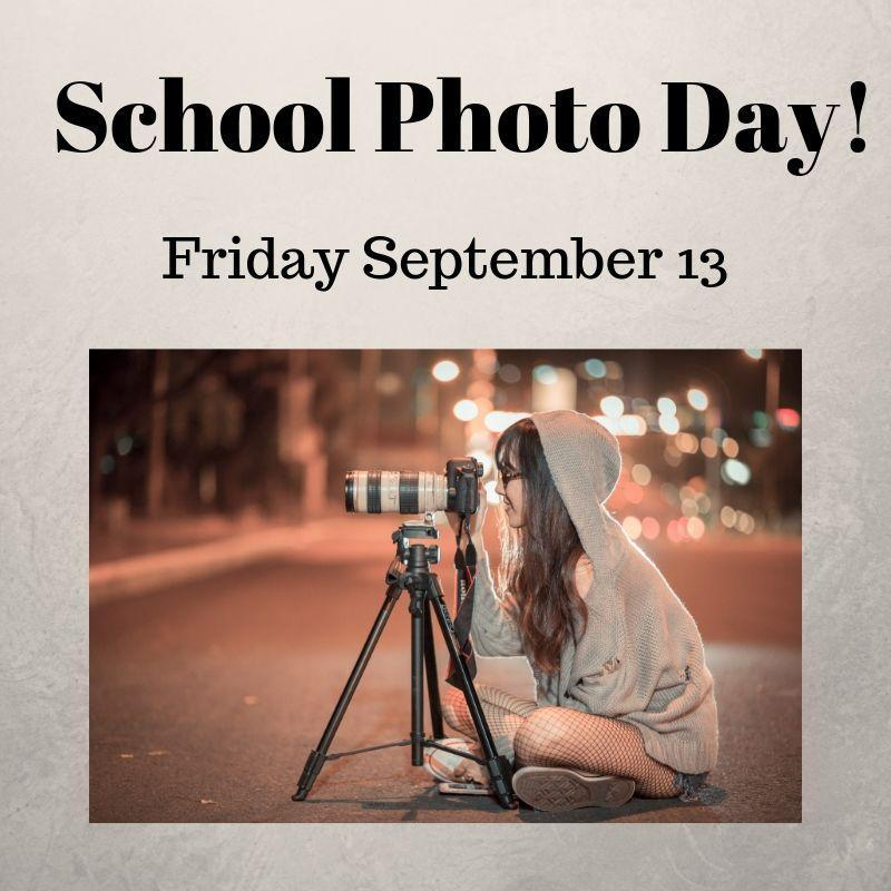 School Photo Day Featured Photo