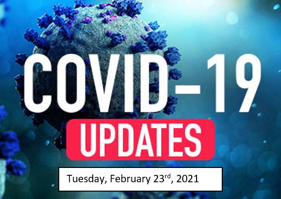 Covid Update Featured Photo