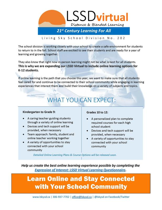 LSSD Virtual School Featured Photo