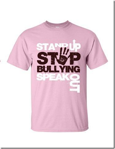 bullying stops here tshirt