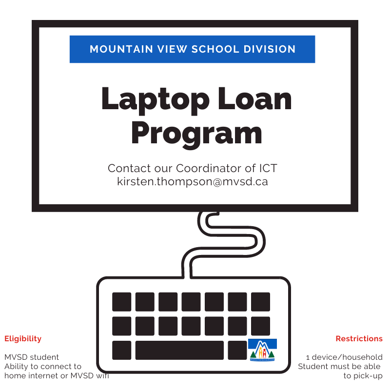 MVSD Laptop Loan Program
