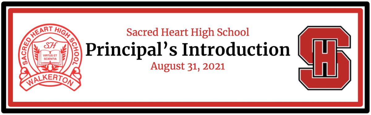 SHHS Principal's Introduction