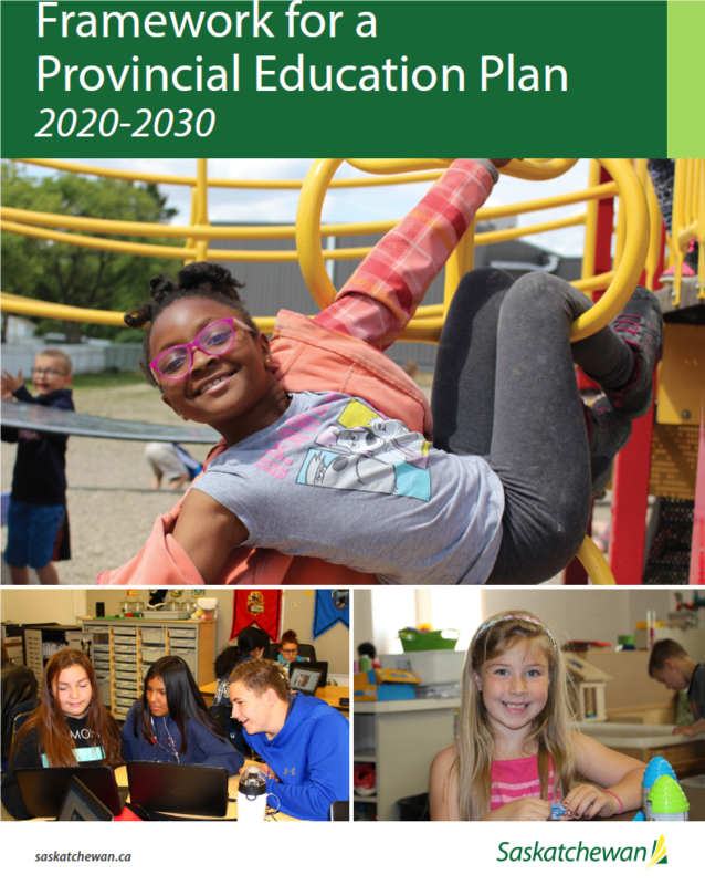 Province Releases Framework For A Provincial Education Plan 2020–2030 Featured Photo