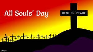 November 2, 2021- All Souls Day Featured Photo