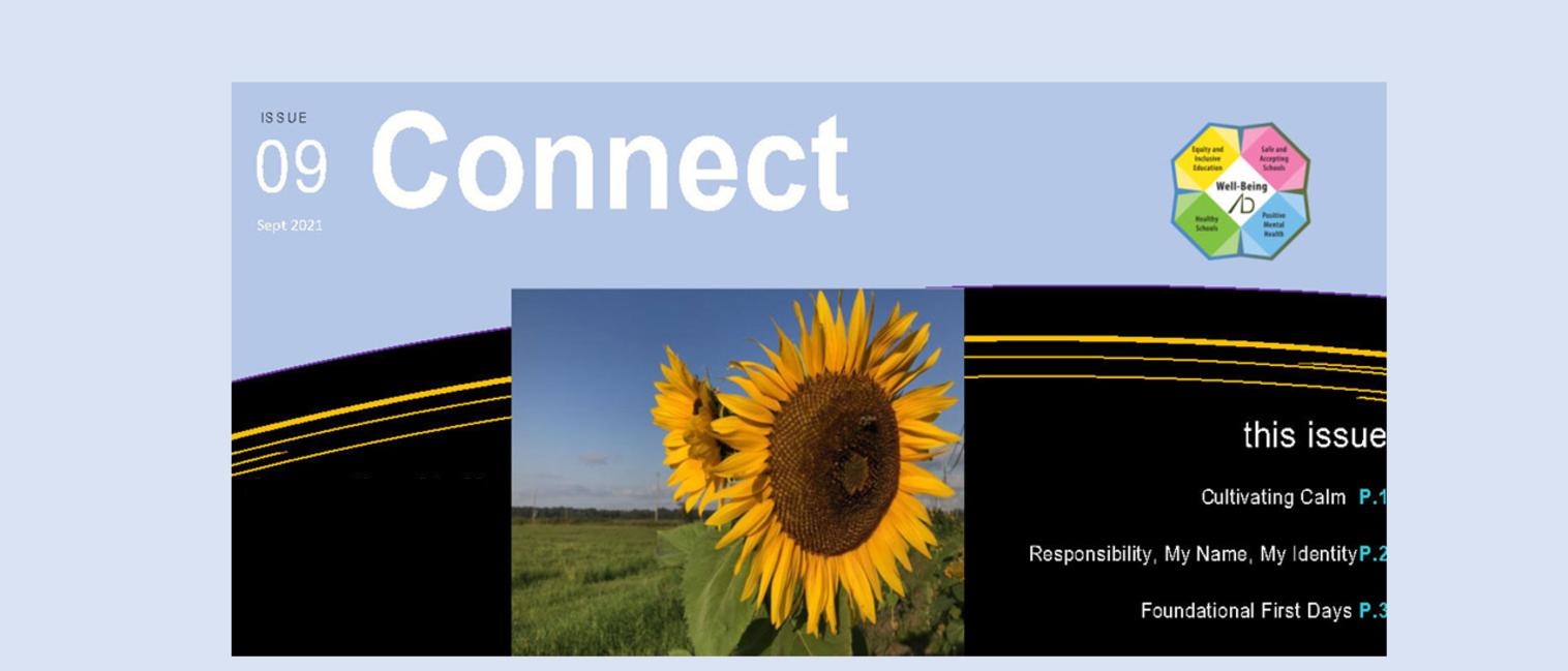 sunflower...link to wellness newsletter