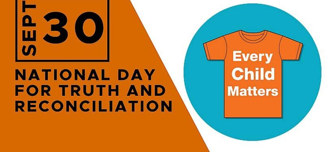 September 30th - National Day For Truth And Reconciliation