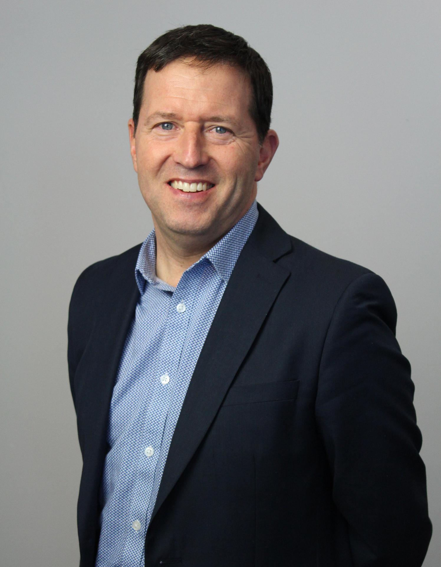Headshot of Jeff Bruce