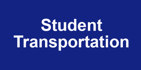 Transportation Information 2019-2020 Featured Photo