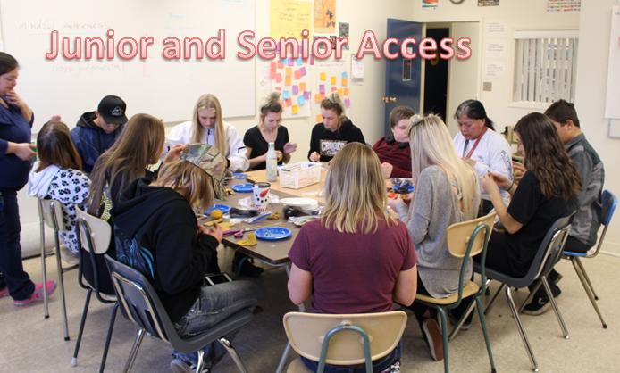 Junior and Senior Access Featured Photo
