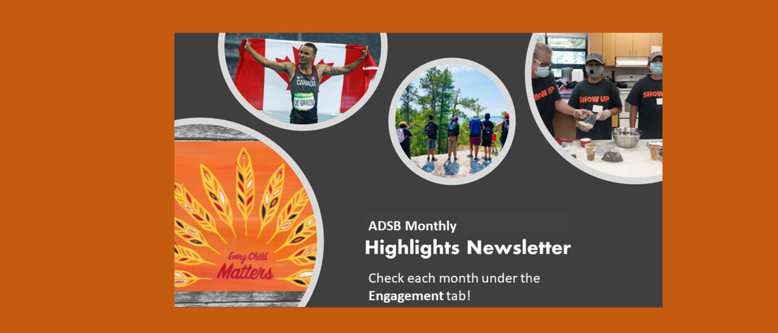 link to highlights newsletter