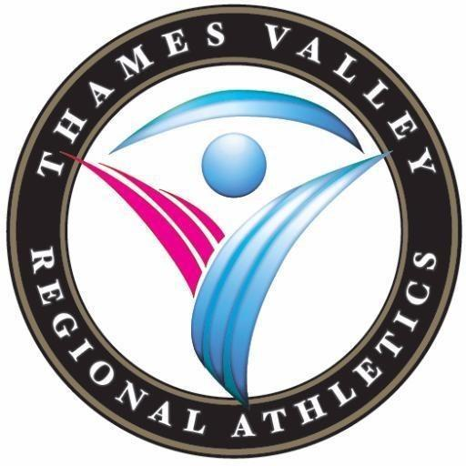 Thames Valley Regional Athletics Logo