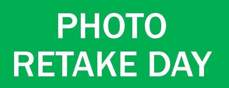 Retakes for Fall Photos or for Grad Photos: March 23 Featured Photo