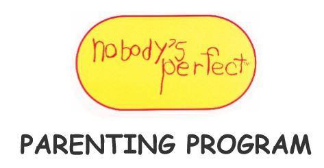 Nobody's Perfect Parenting Program Featured Photo
