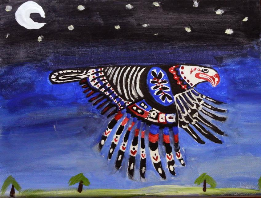 artwork by SMHS student