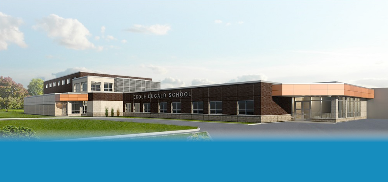 Photo of Ecole Dugald School.