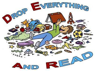 D.E.A.R. Day! ( Drop Everything And Read) - Jan 29th from 9:30-10:30! Featured Photo