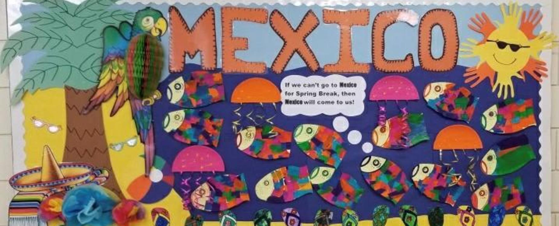 Mexico Bulletin Board