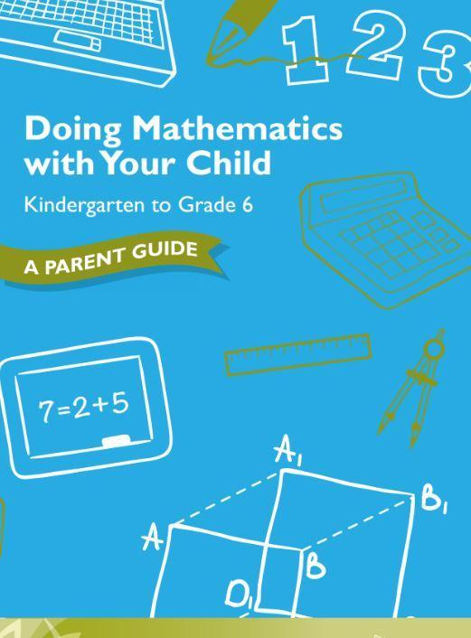 doing math with your child