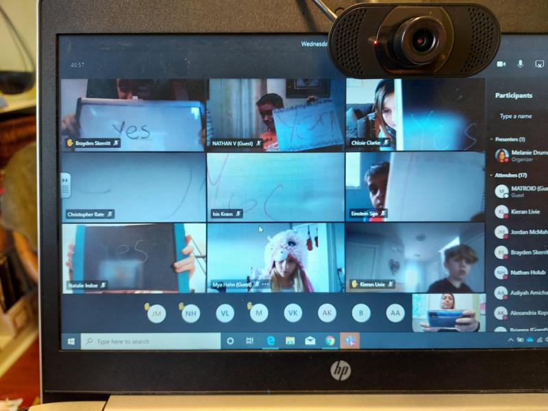 teams meeting image