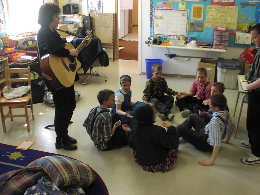 Early Years Music Classes