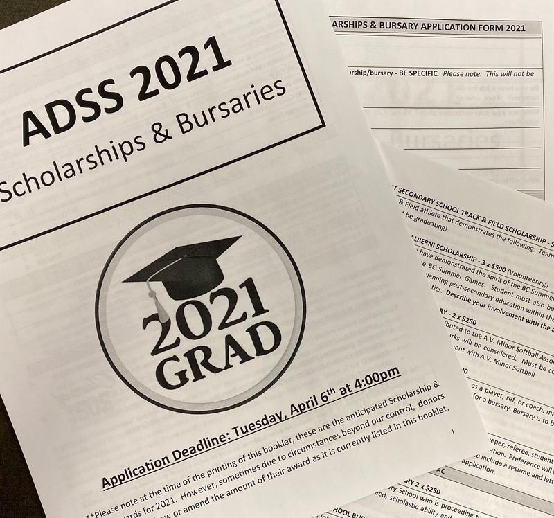 2021 Scholarship & Bursary Program Announcement Featured Photo