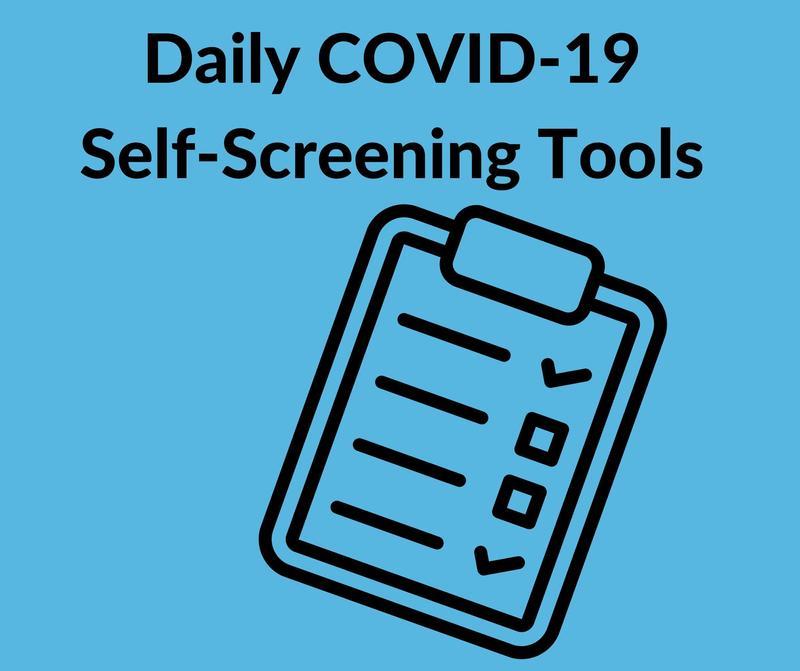 Image of Daily Screening Tool