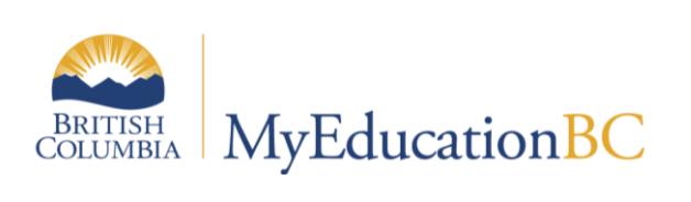 MyEducation BC