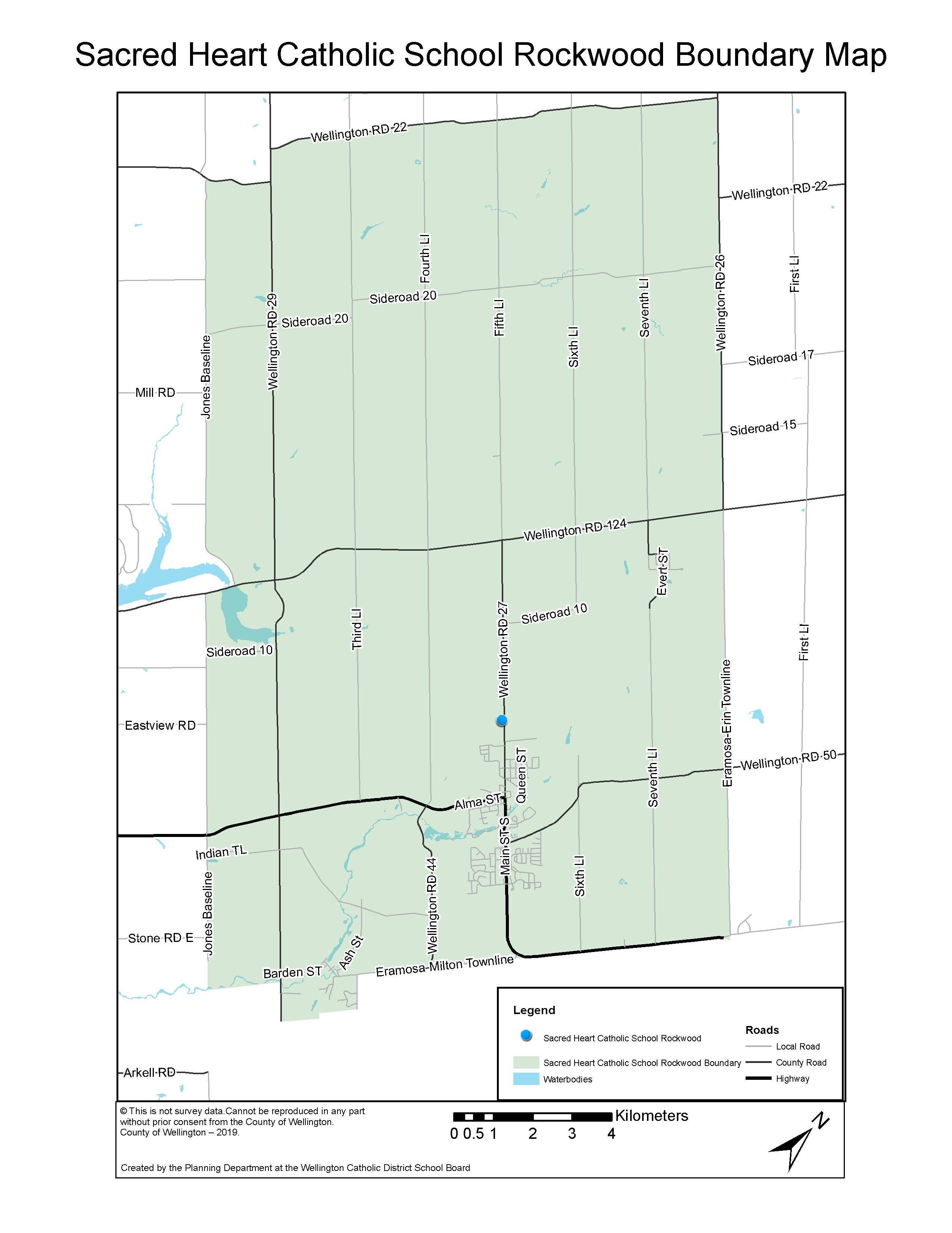 Rockwood Boundary