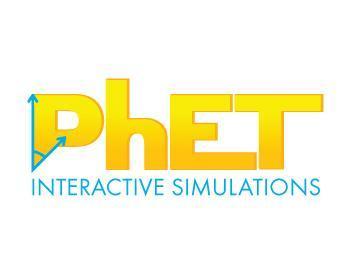 PhET interactive simulations logo