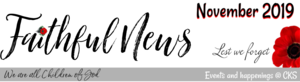 November 2019 Newsletter Featured Photo