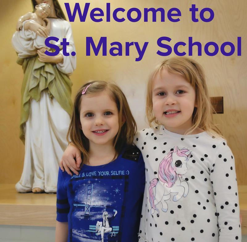 Welcome To St. Mary School, A Place To Call home Featured Photo