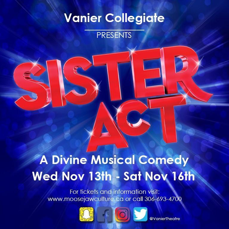 Sister Act - Tickets Featured Photo