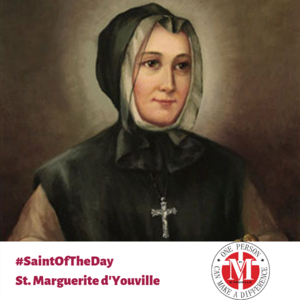 St. Margeurite D'Youville