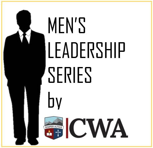 Men's leadership series
