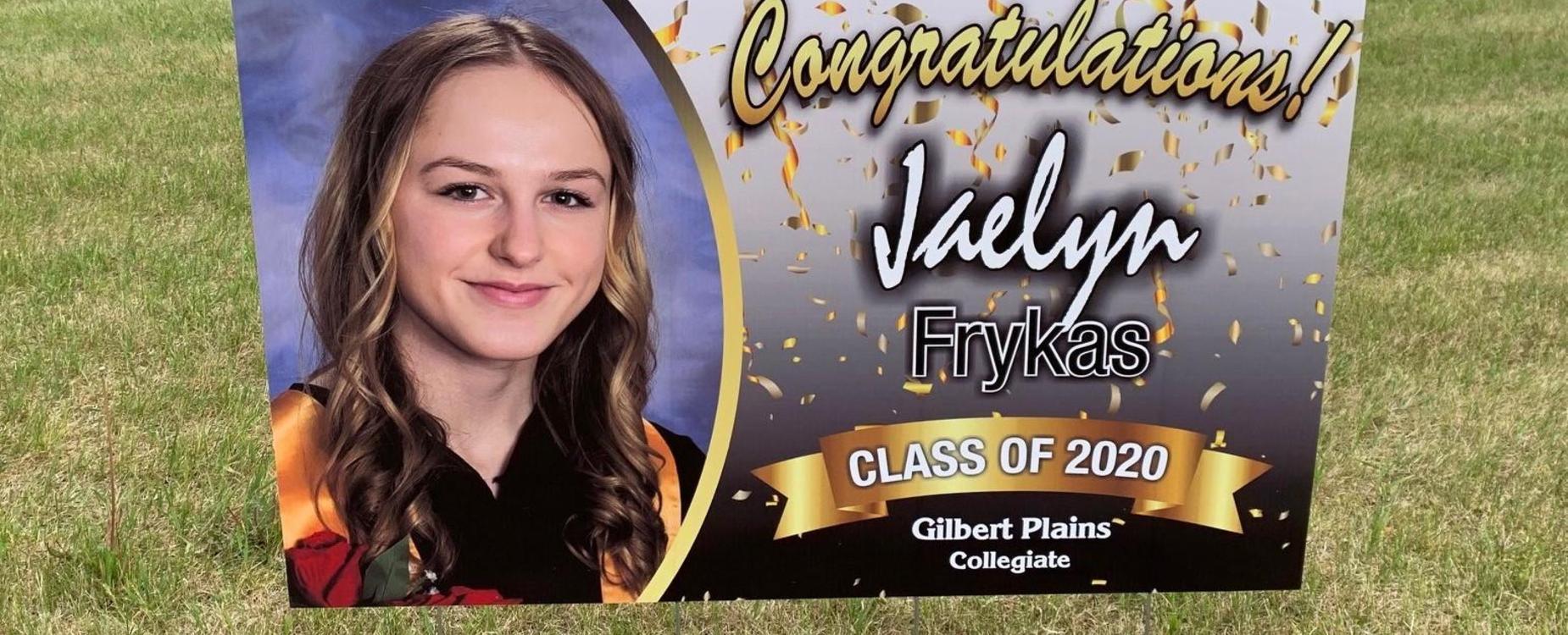 Jaelyn Frykas